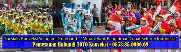 Jual Seragam Drumband - 0853.85.0000.69