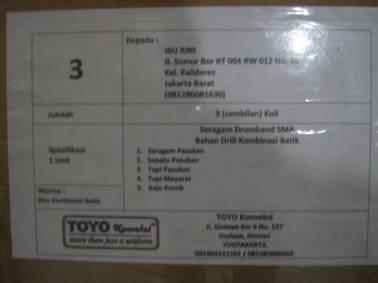 Jual Seragam Drumband Jogja 18 - 0853.85.0000.69