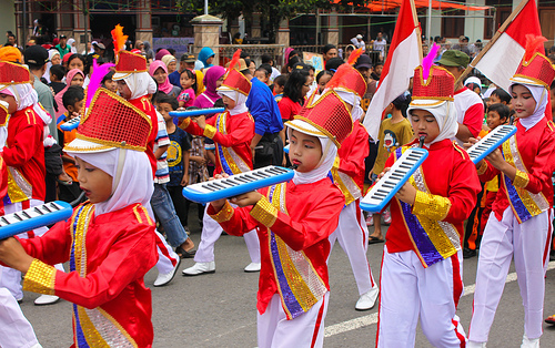 Jual Seragam Drumband Murah